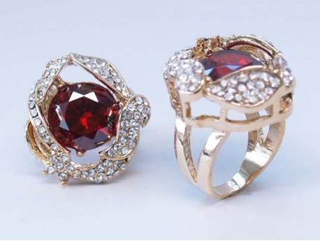 Rhodium Plating Ring for Women