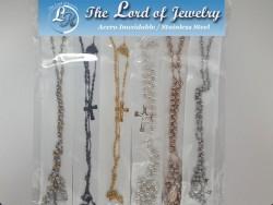 Unisex Stainless Steel Rosaries