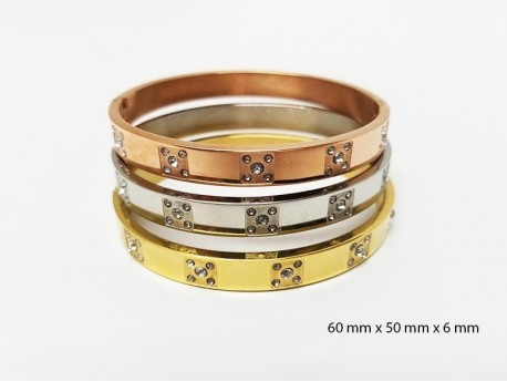 Stainless Steel Bracelet for Women