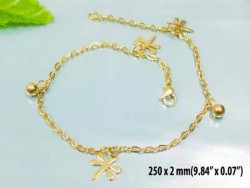 Stainless Steel Anklet Bracelet for Women