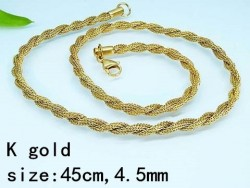 Stainless Steel Chain for Women