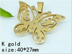 Stainless Steel Pendant for Women