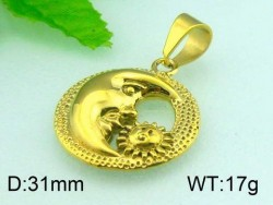 Stainless Steel Pendant for Women