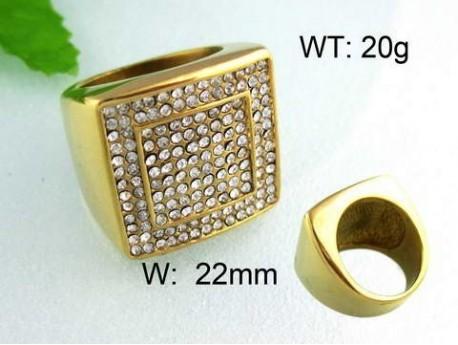 Stainless Steel Ring for Men